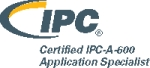 IPC-A-600 CIT Aceptabilidad de Tarjetas de Circuitos Impresos (PCB) ONLINE Julio 2021