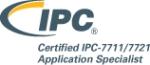 IPC-7711/21 CIS Reproceso, Reparación y Modificación de Ensambles Electrónicos Octubre 2020 SEMI-PRESENCIAL