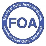 Curso de Fibra Óptica - CFOT Técnico Certificado de Fibra Óptica Madrid Abril 2019